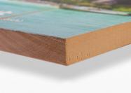 Wanddecoratie hout