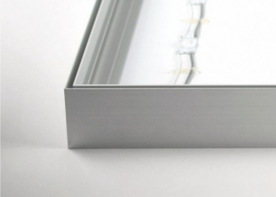 Hangsystemen stretchdoek frame