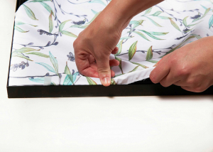 Wanddecoratie stretchdoek