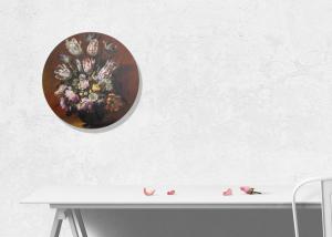 Wanddecoratie muurcirkel